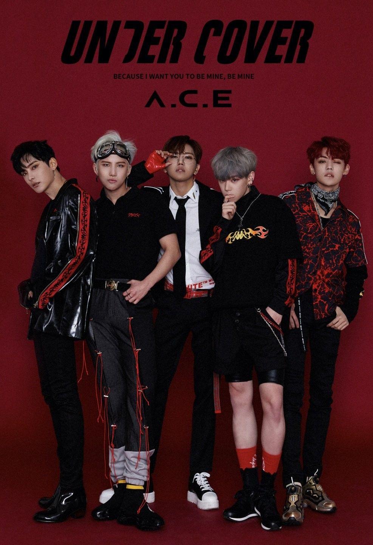 Pin By Jroda 4k Dream On Ace Ace Korean Music Boy Groups