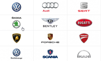 Fun Fact Tuesday Volkswagen Owns Bentley Bugatti Lamborghini - Who owns audi