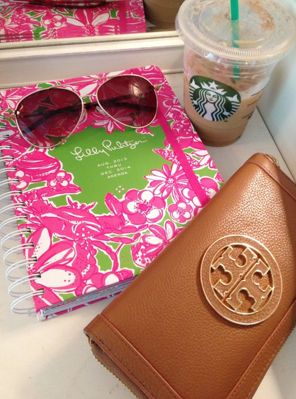 Tory Burch And Lilly Pulitzer Accessories In 2019