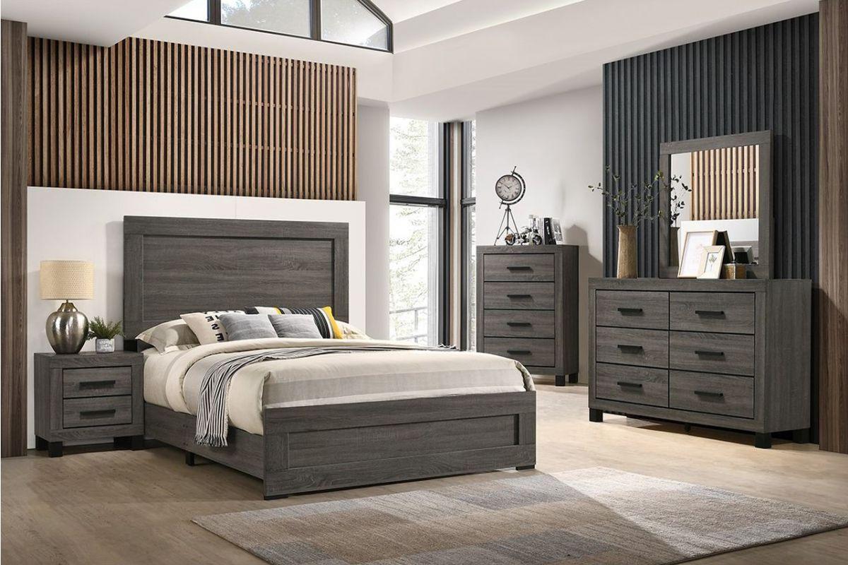 Ethan from GardnerWhite Furniture King bedroom sets