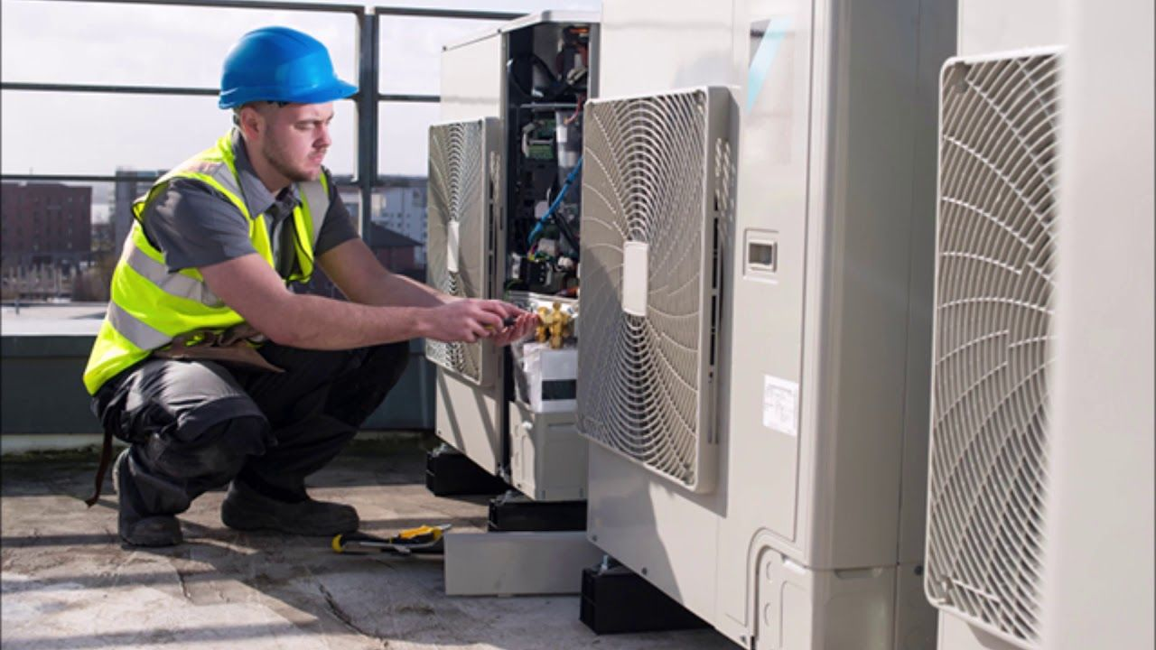 Image result for commercial air conditioning installation services