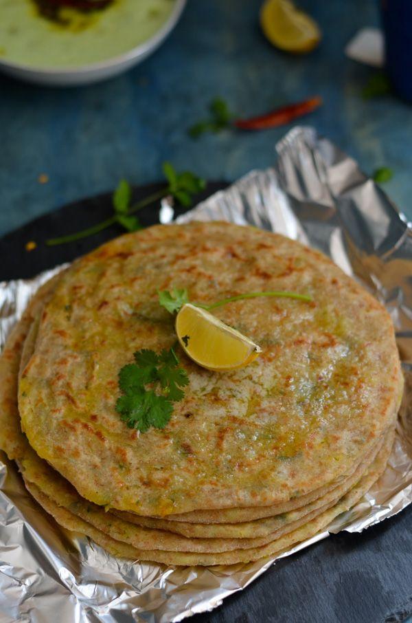 Punjabi aloo paratha stuffed unleavened flatbread recipe indian food recipes punjabi aloo paratha forumfinder Image collections