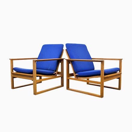 Dänische 2256 Sessel von Børge Mogensen für Fredericia Furniture - esszimmer 1950