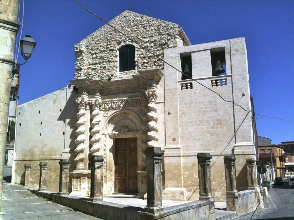 Chiesa dell'Annunziata -  Palazzolo Acreide