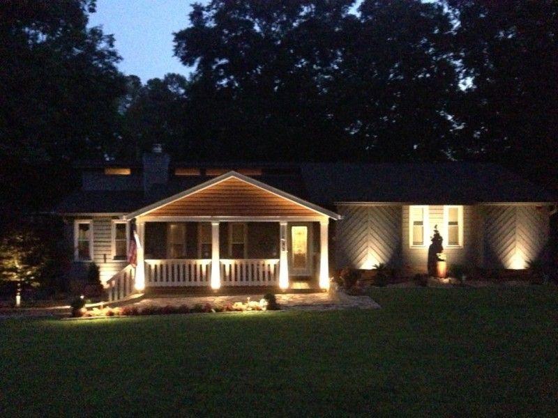 Superbe Outdoor Column Light Fixtures: Safety And Design Your Patio : Outdoor Column  Light Fixtures.