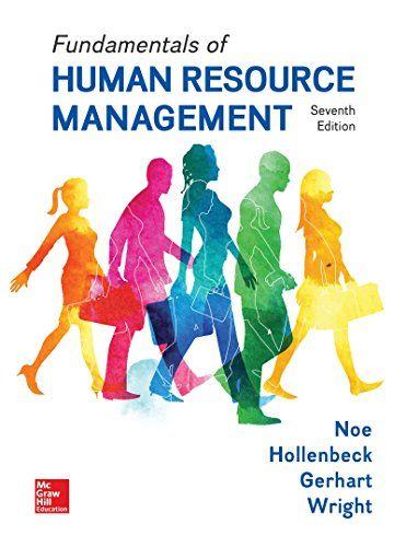 Fundamentals Of Human Resource Management Irwin Management Human Resource Management Student Human Resource Management Resource Management