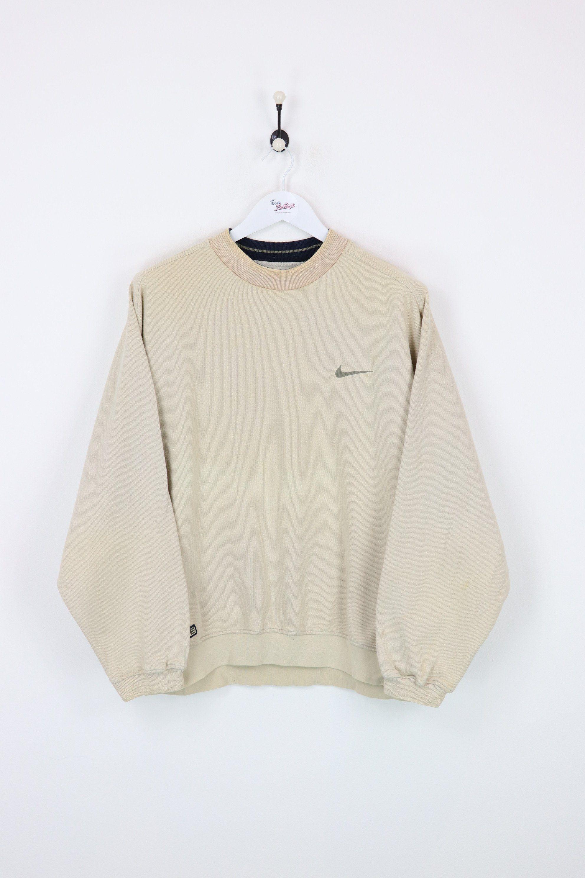 bda7164d2ae2 Nike Sweatshirt Beige Large   Vendor  NikeType  Sweatshirts  amp   HoodsPrice  30.00 Very