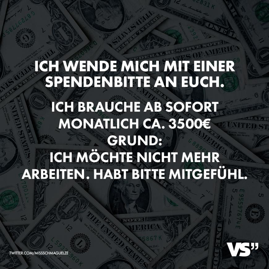 Brauche Sofort 500 Euro