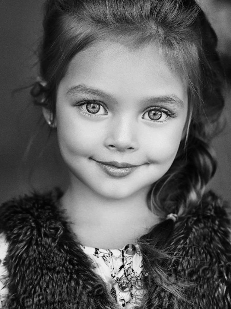The Most Beautiful Children In The World: Photo