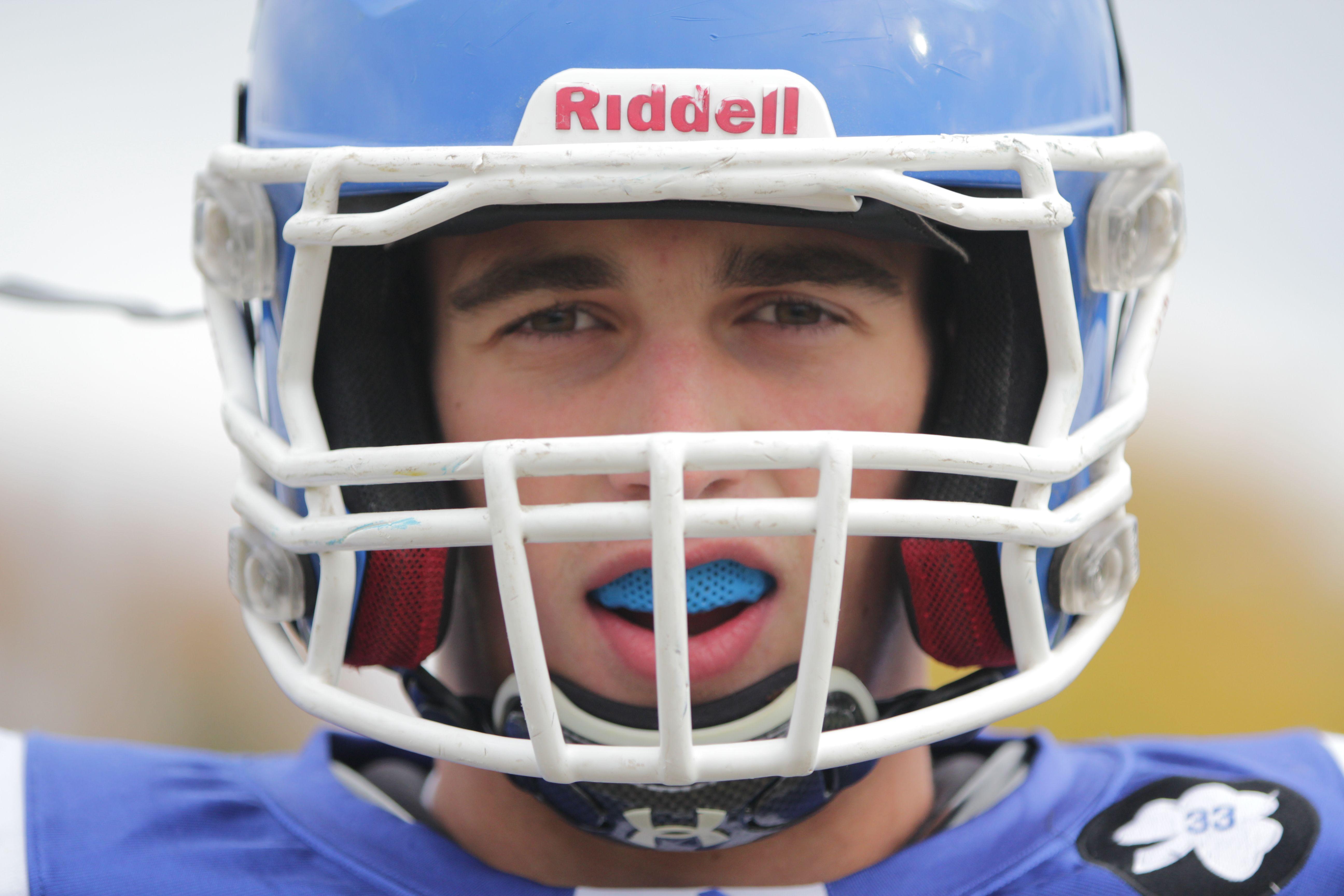 Max guard mouth guard football football helmets