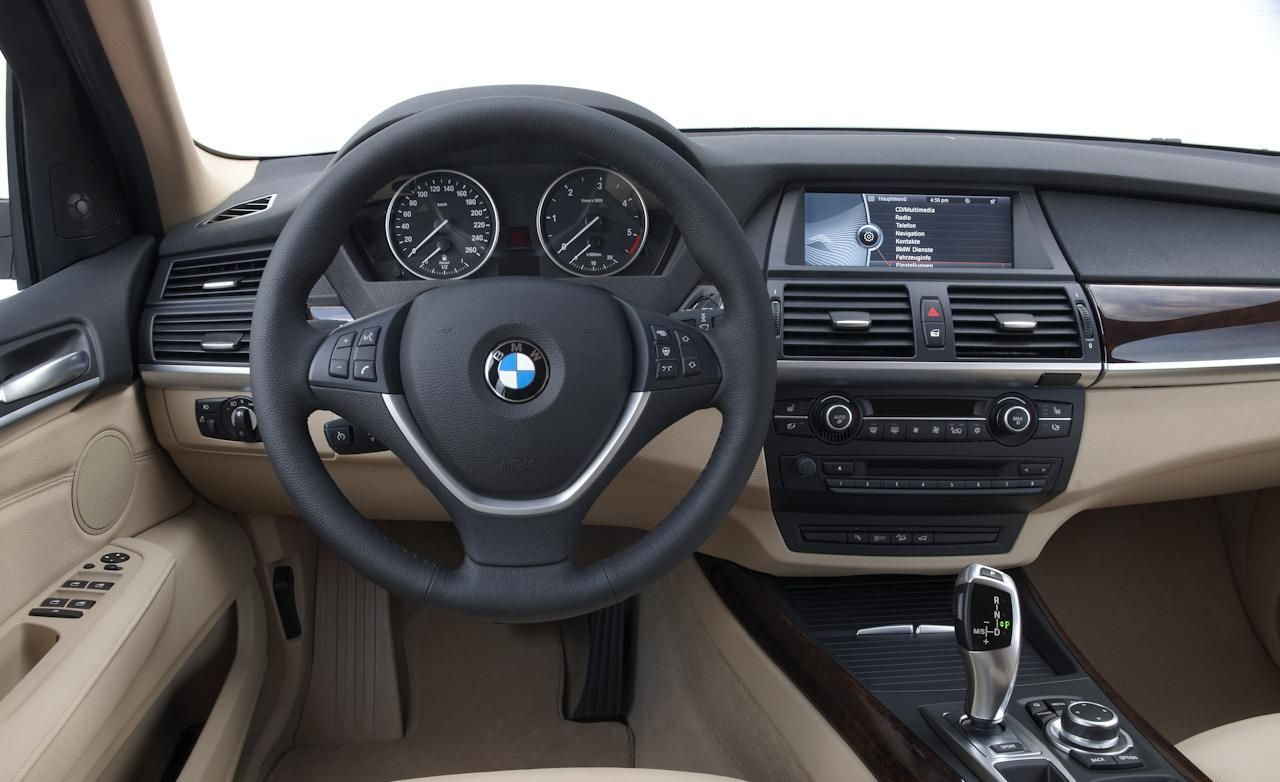BMW X5 Interior BMW X5 Interior – Top Car Magazine