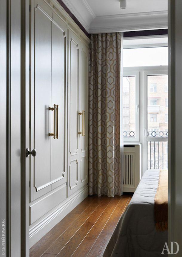 Квартира на Фрунзенской набережной, 119 м² в 2019 г ...