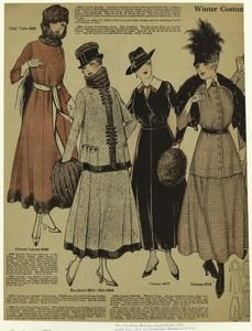 trifles costumes