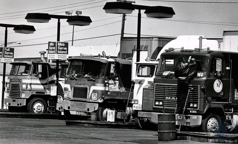 Internet Truckstop Classic >> Classic 80 S Truckstop Gas Stations And Truck Stops Of Days Gone