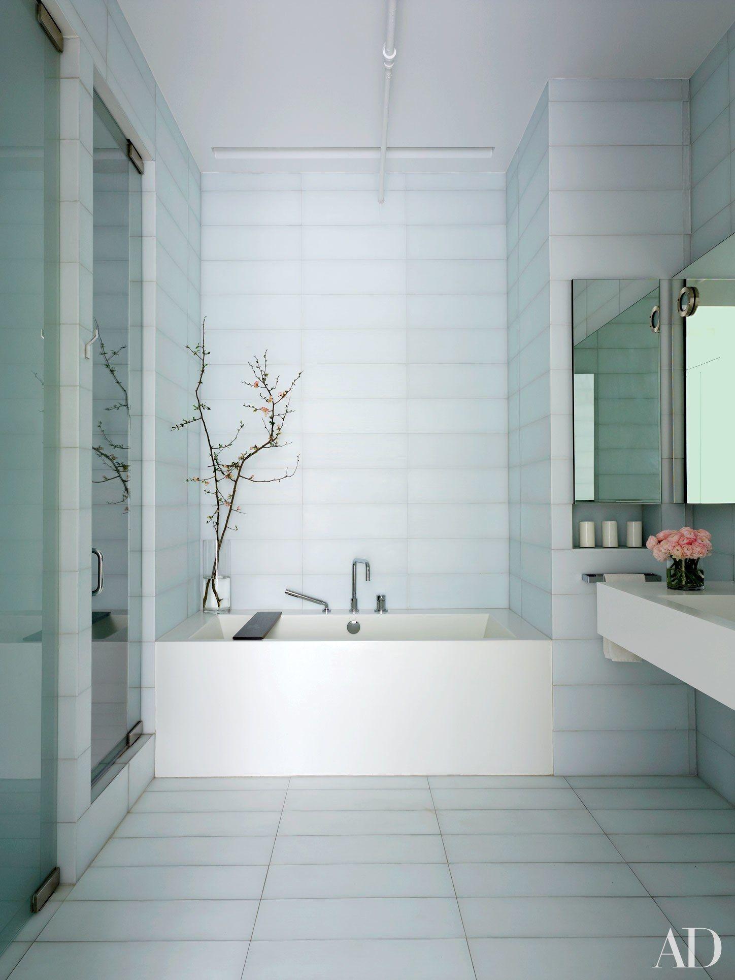 13 Gorgeous Minimalist Bathrooms | Minimalist bathroom, Bathroom ...