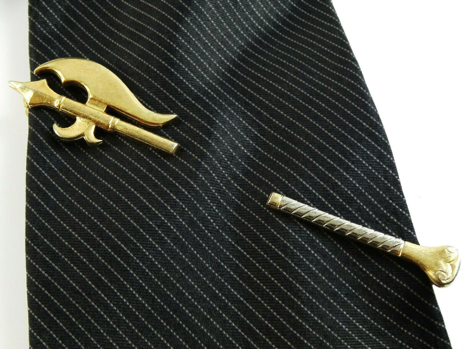 Groomsmen Gift #CC203 40s Mens Accessories 50s Collar Clip Mid Century SWANK Mens COLLAR CLIP 40s Collar Clip 50s Mens Accessories