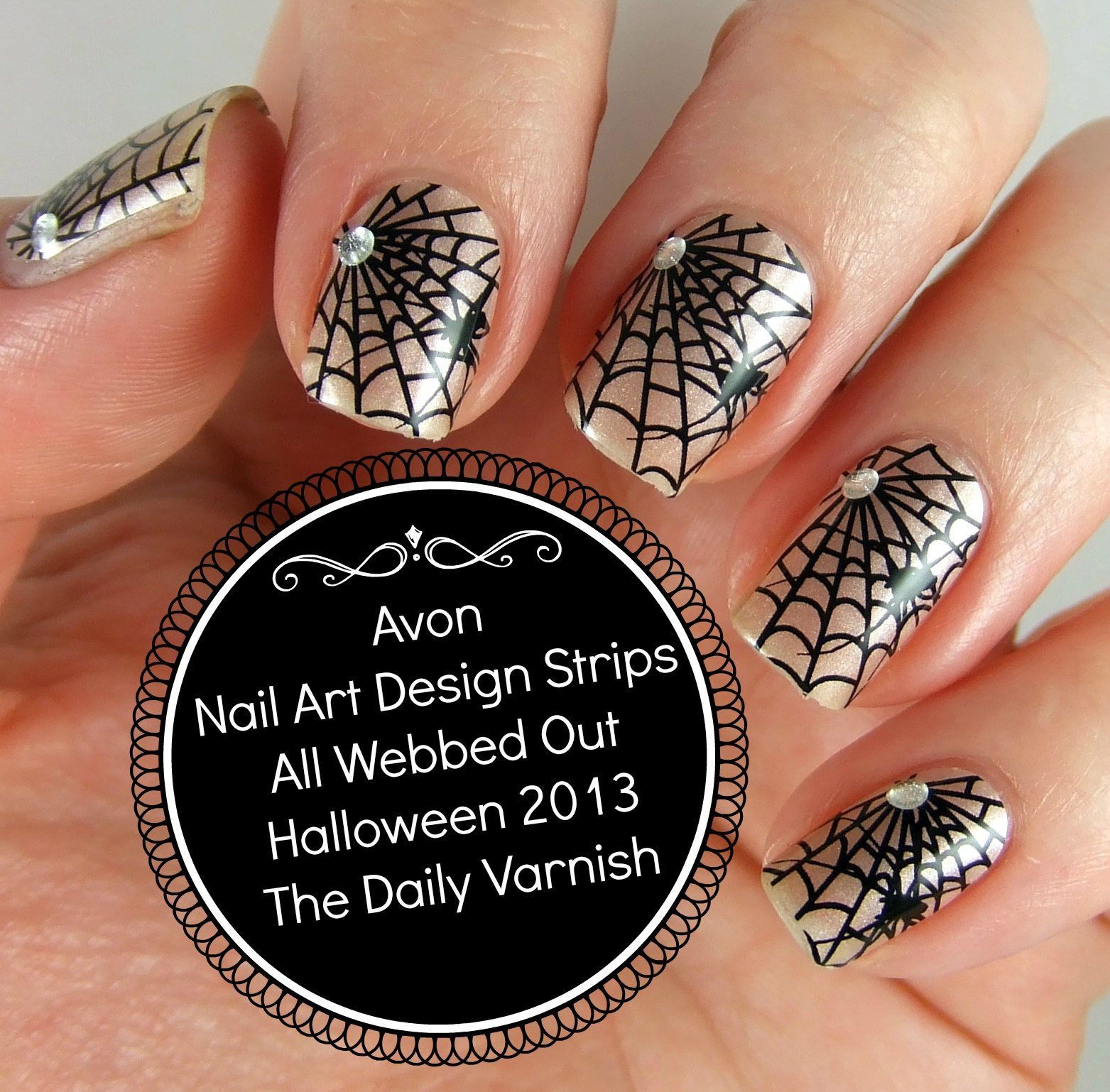 Nail Design Strips Great Nail Art Design Pinterest