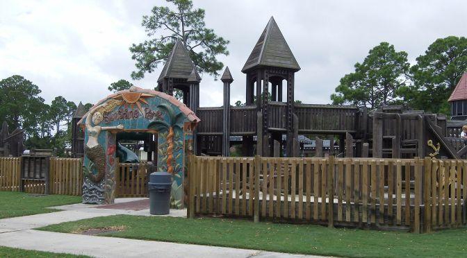 Sunshine Playground Jacksonville Beach Park