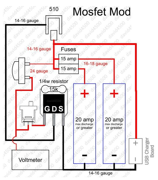 motley mods box mod wiring diagrams switch parallel series led mosfet mod volt meter