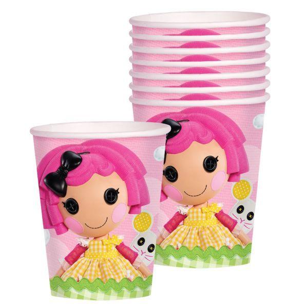Lalaloopsy Cups 8ct