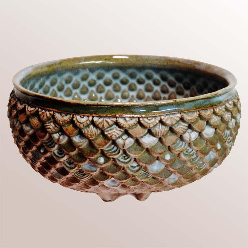 Bol, céramique d\'art, poterie d\'art de Thierry Luang Rath | Poterie ...