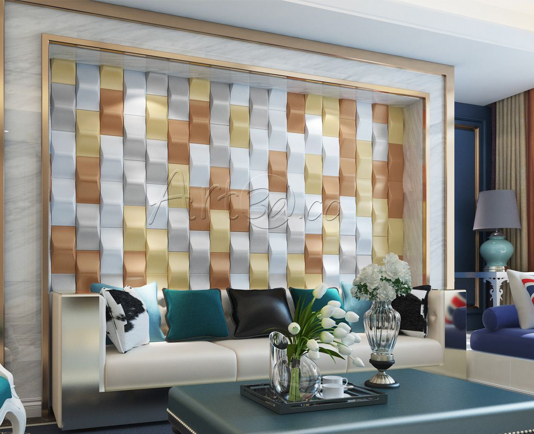 41 Unique Decorative Panels Walls Wall Panel Design Interior