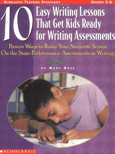 10 Easy Writing Lessons That Get Kids Ready for Writing - performance assessment