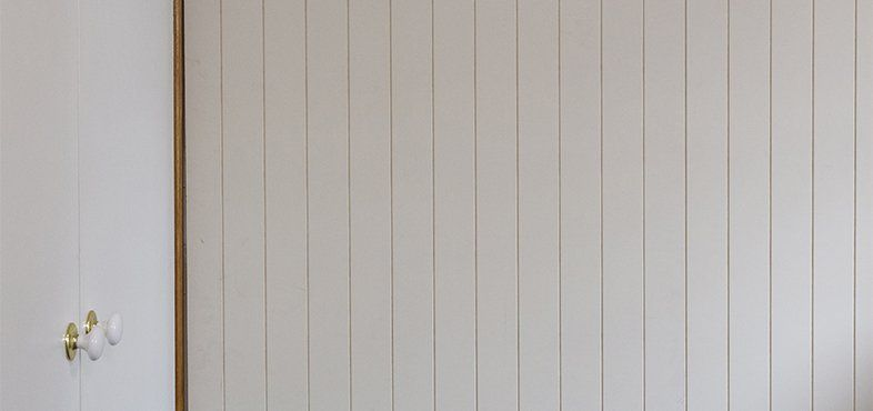 How To Create A VJ Wooden Feature Wall | Bunnings ...
