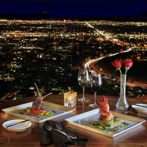 Diffe Pointe Of View Phoenix Az Best Restaurants With A
