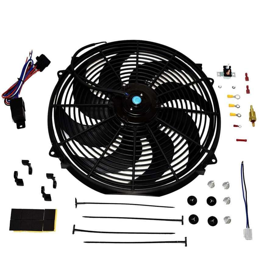 Top 10 Best Radiator Fans In 2020 Reviews In 2020 Radiator Fan