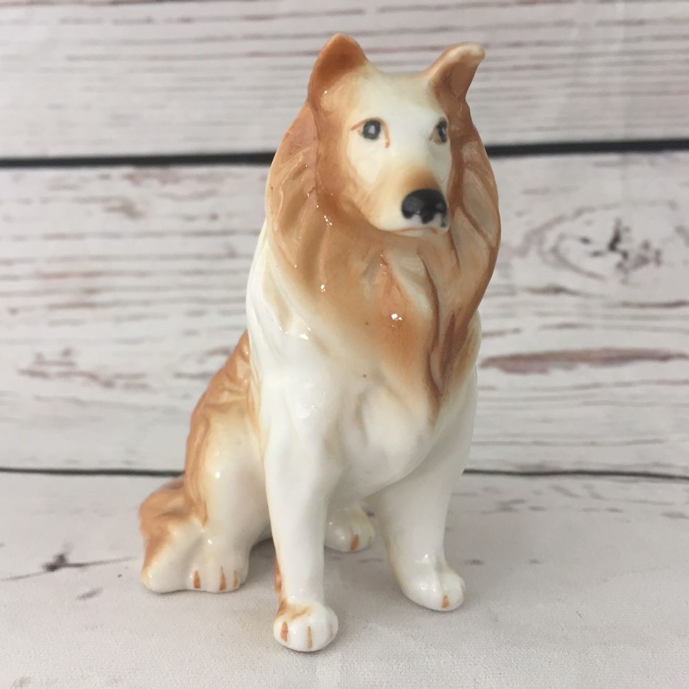 Pin By Ripping Water Collectibles On Just Vintage Porcelain Dog