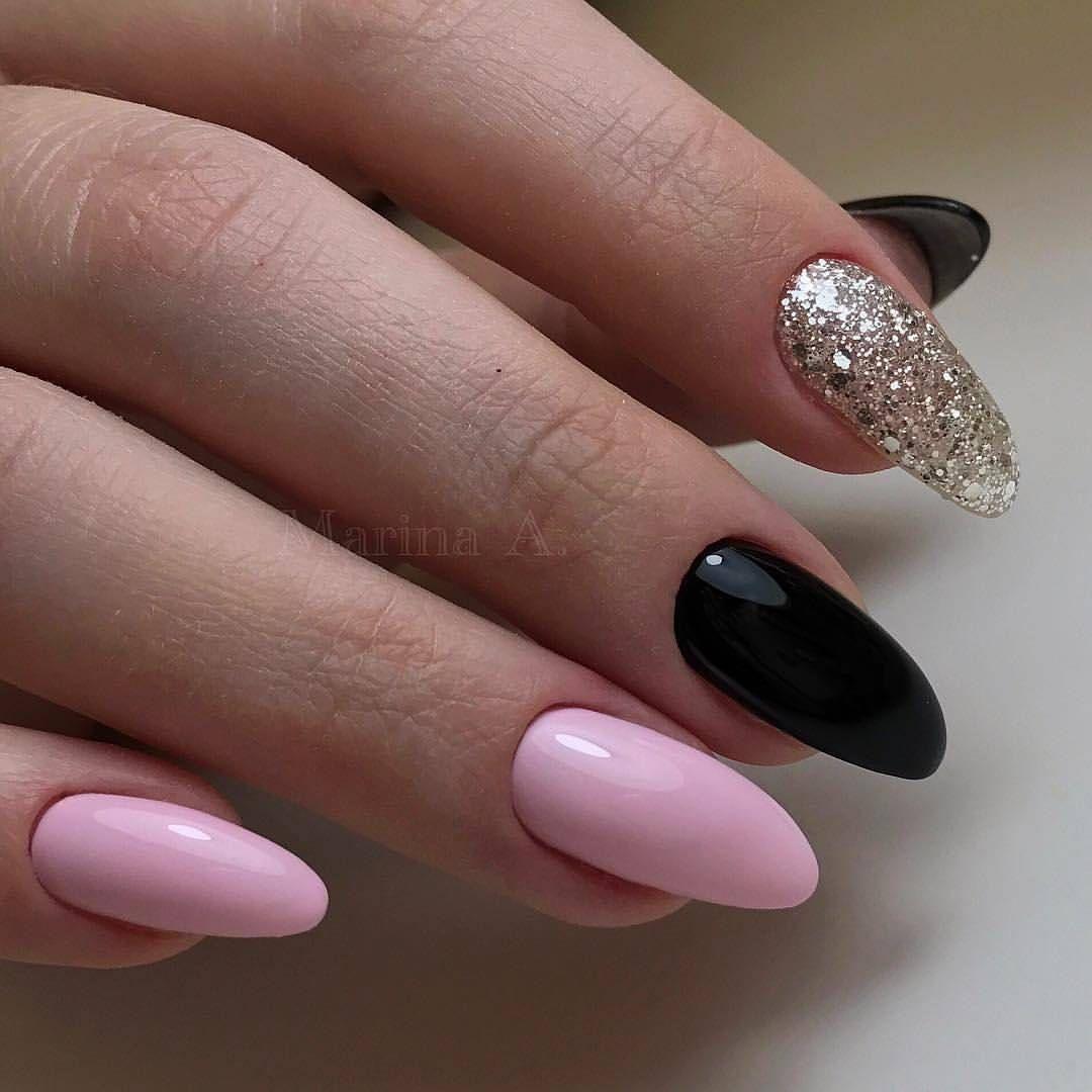 Pin by Sariah Lizak on Nail Art Ideas   Pinterest   Manicure, Nail ...