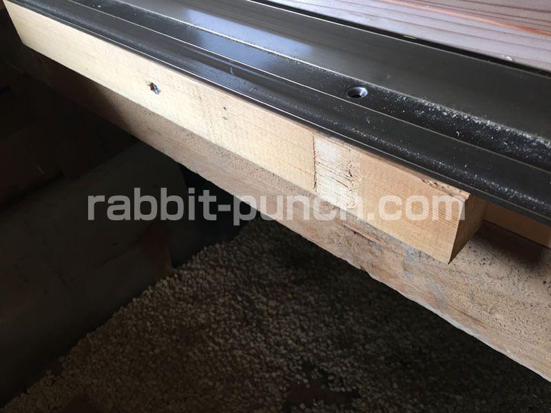キッチンの床下収納 点検口をdiyまとめ 床下地から作る Rabbit