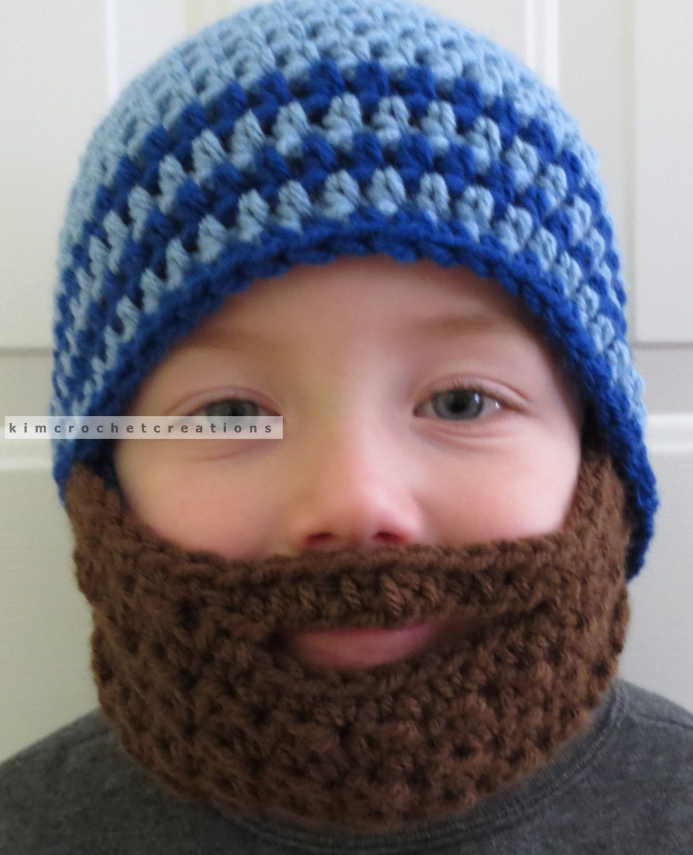 Crochet Elsa Hat Thick Braid Rhinestone Halloween Christmas