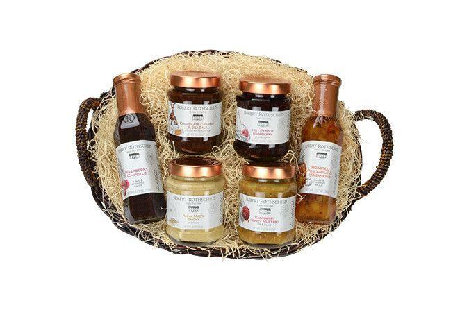 Favorite Flavors Gift Basket