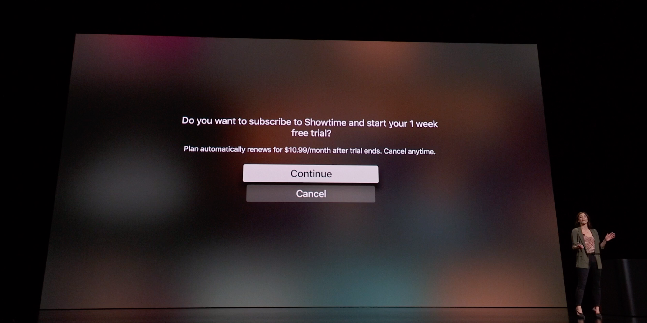 Apple Keynote Hints That Hbo Showtime Starz Won T Be Discounted On Apple Tv Channels Tv Channels Apple Tv Hbo