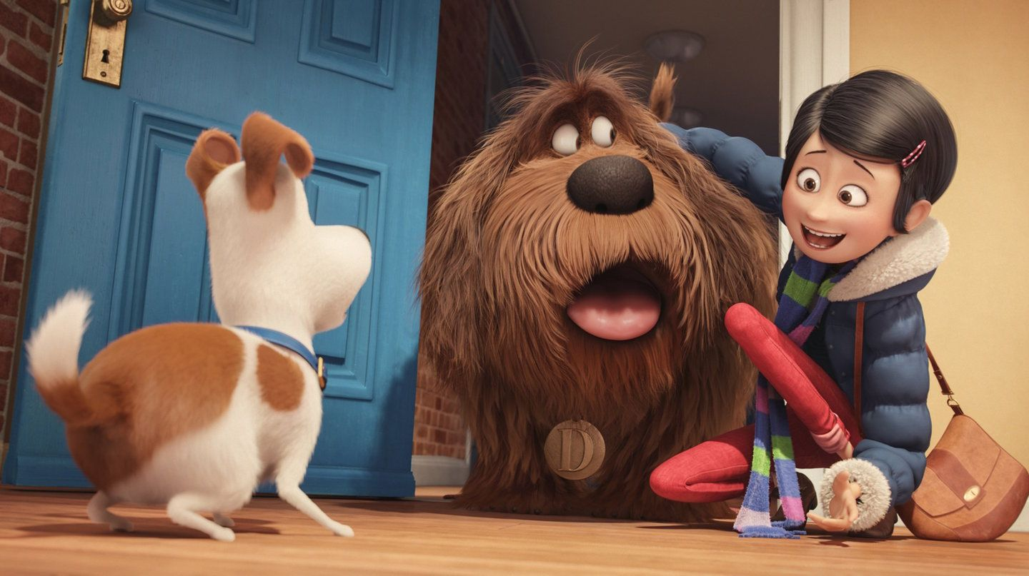 The Secret Life Of Pets Cast Reveals What It S Like To Have