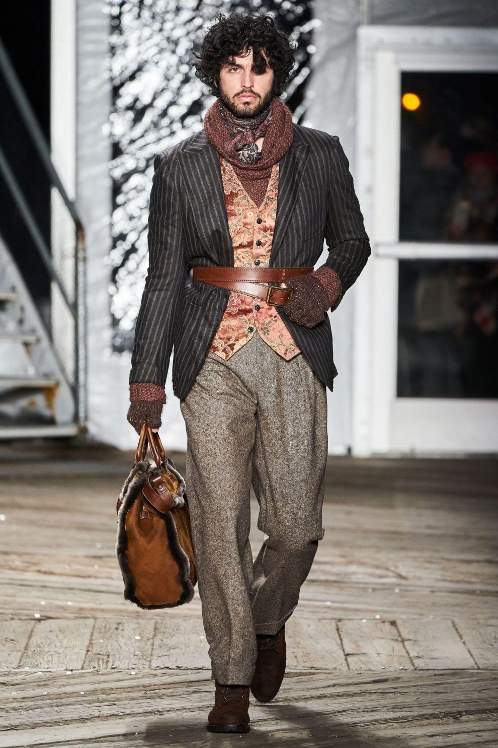увлечение красиво одеваться мужчине зимой фото одном