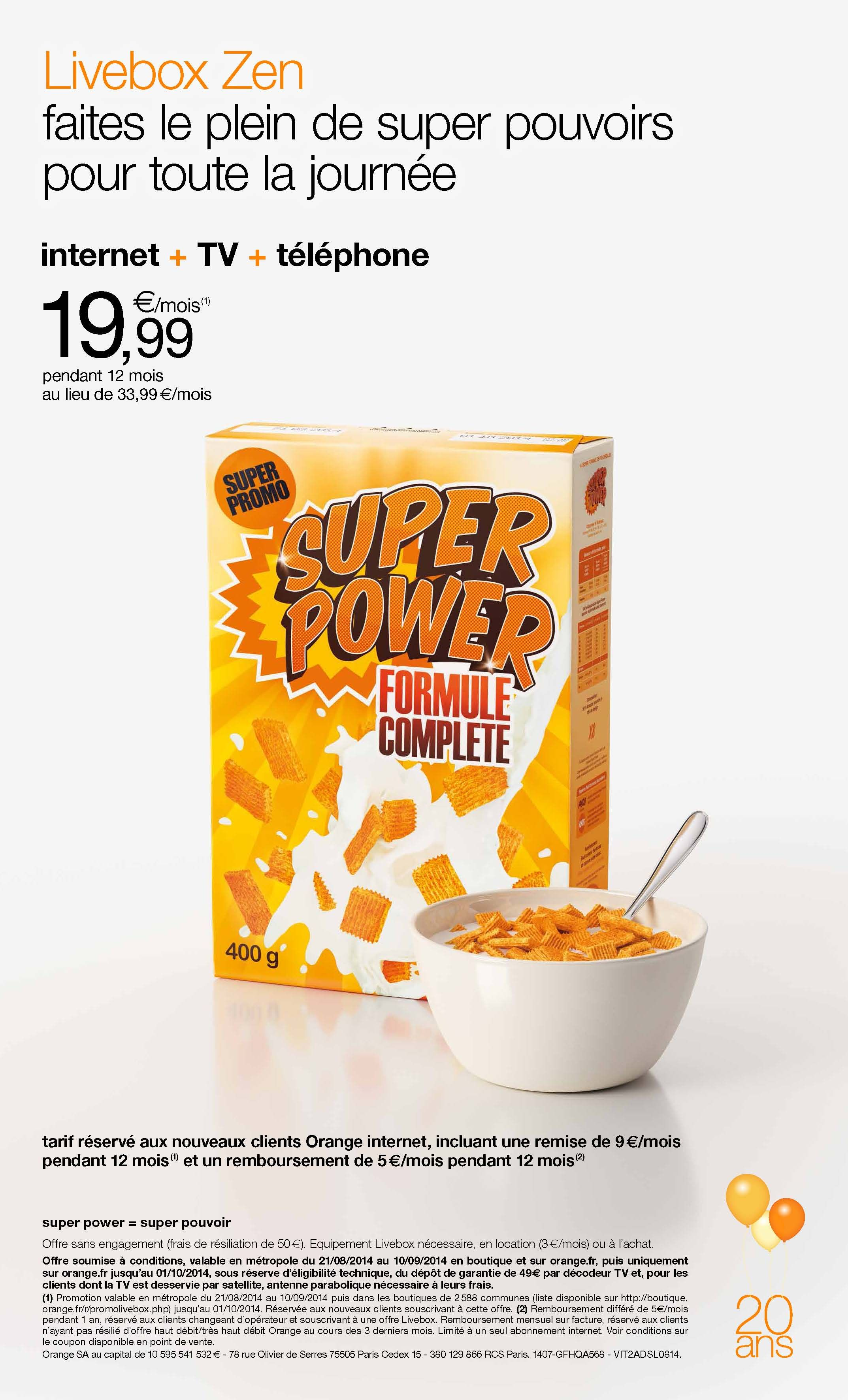 Decouvrez Vos Super Pouvoirs De Rentree Super Pouvoirs Orange