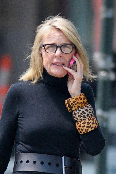 Diane keaton makeup celebrity get the look jewelry