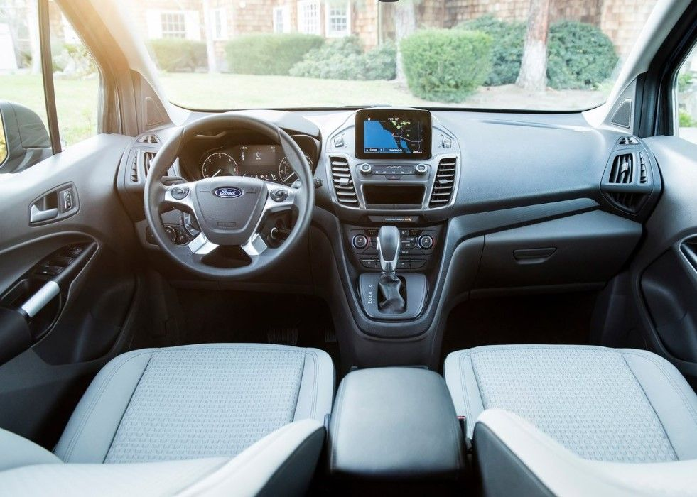 2020 Ford Transit Connect Wagon Interior Changes Ford Transit