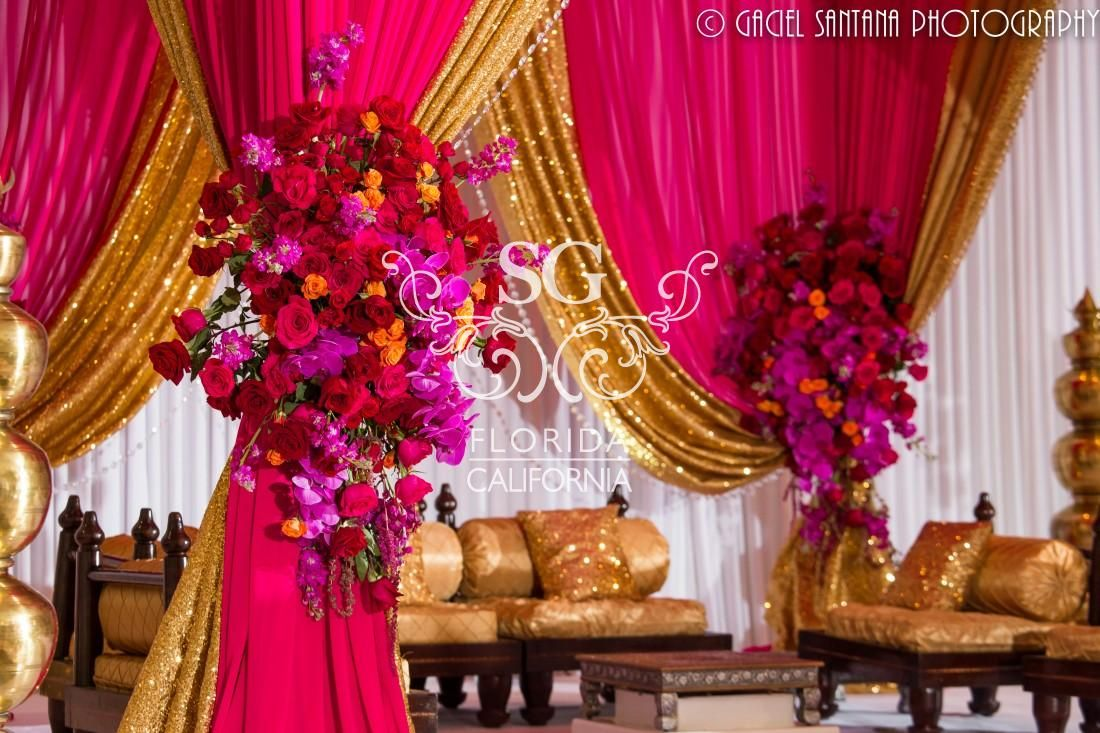 Suhaag Garden Florida Indian Wedding Decorator Event