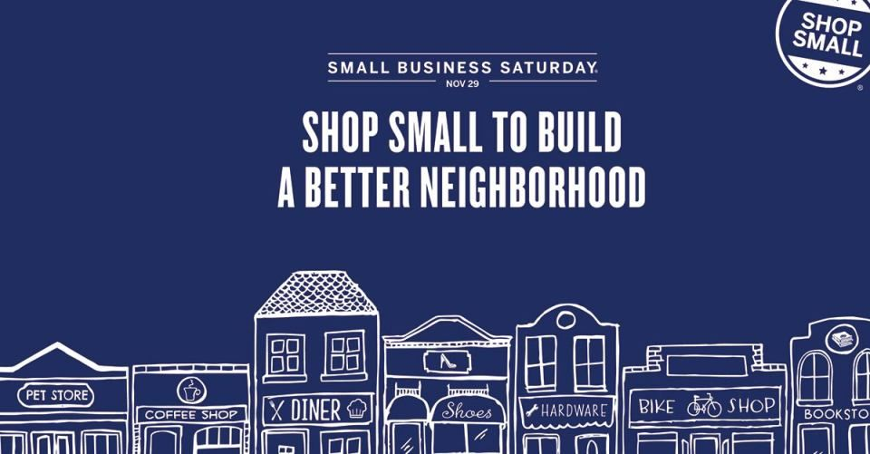 Small Business Saturday Deals American express small