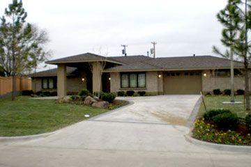 prairie style house photos | Mark Stewart Home Design: Custom Home ...