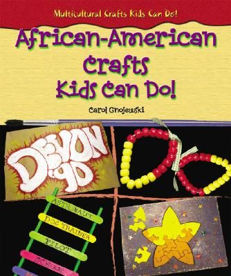 African American Crafts Kids Can Do By Gnojewski Carol Black History Month Crafts Cultural Crafts Multicultural Crafts Black history art for preschoolers