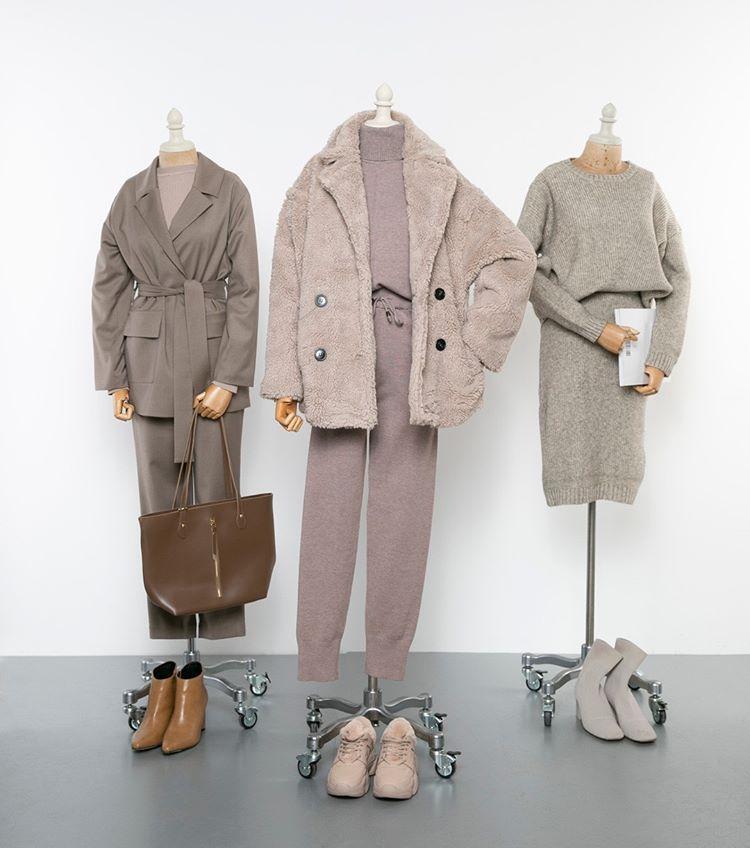 Сдержанный Париж, комфортный трикотажный и стильный с юбкой - три костюма для разных образов в нашей новой подборке. __ … | Fashion, Korean fashion, Hijab fashion