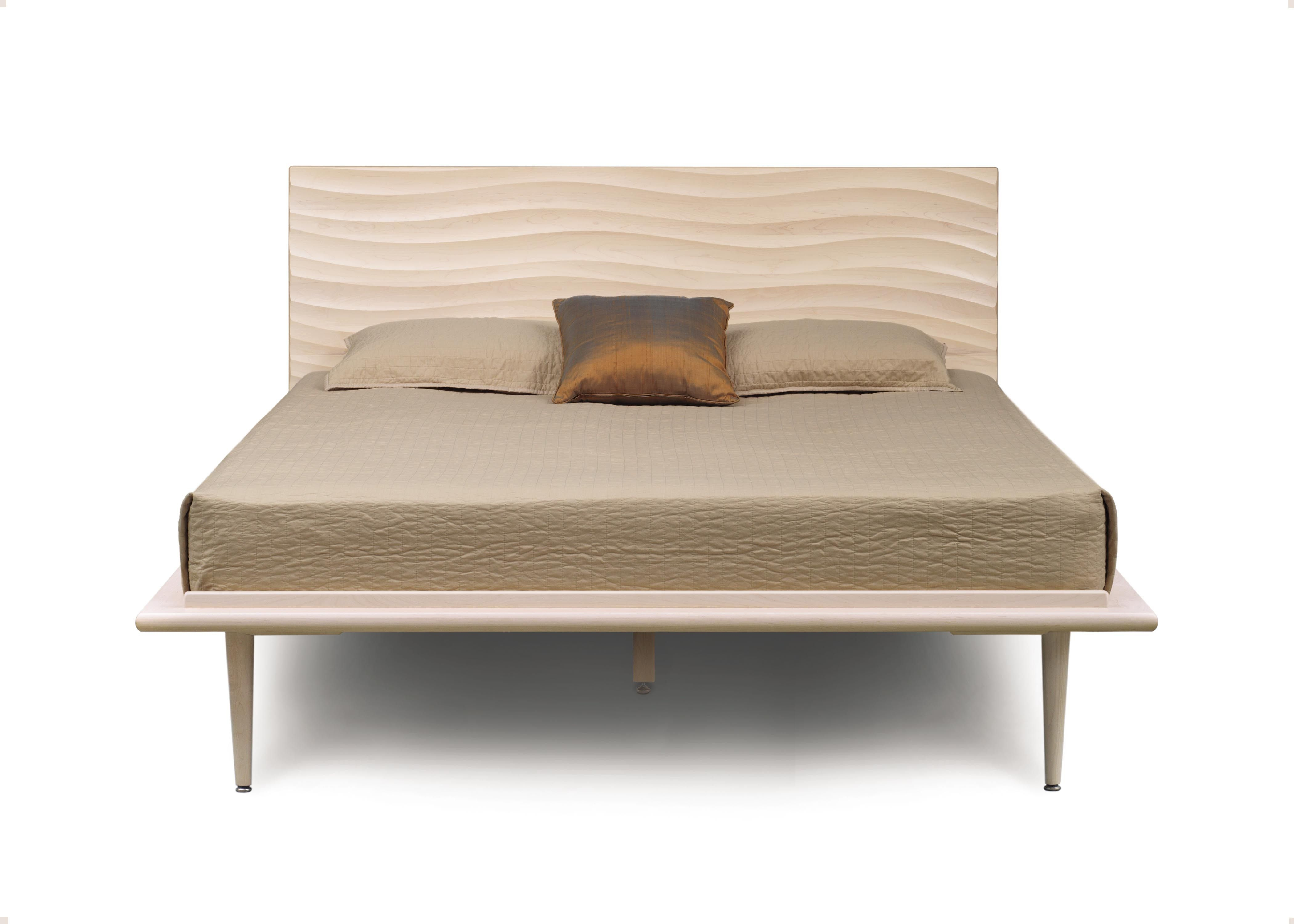 the wave bed is designed for use with a mattress only and is