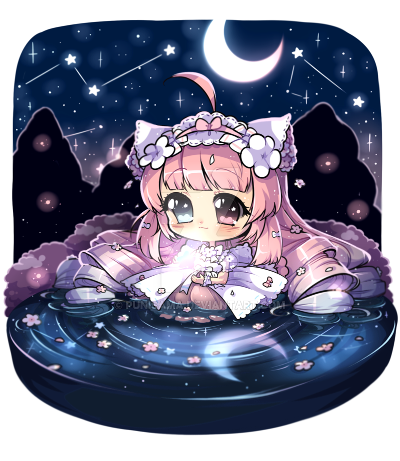Anime Batch Charlotte: Fallen Star - Speedpaint By PuniSama On DeviantArt