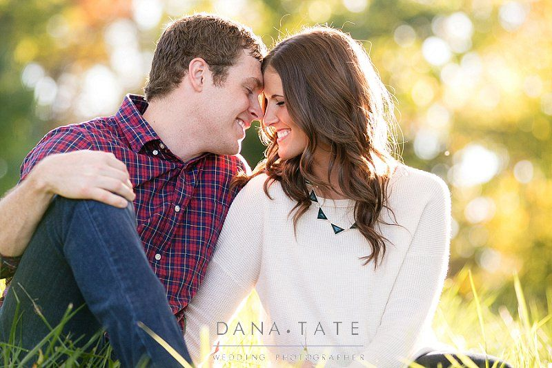 Kelum and Melissa | Fall Engagement Session St. Louis