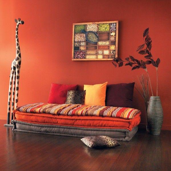 Detalles para decorar con el estilo africano zona roja for Decoracion estilo africano
